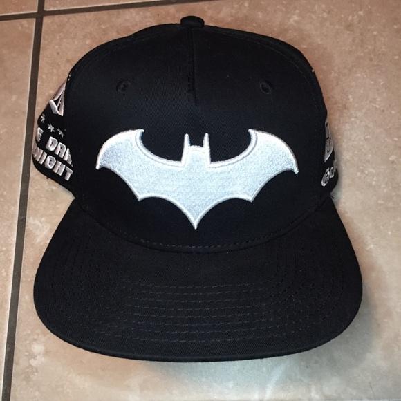 dcce0f64a4f Batman Other - Batman Snapback Hat
